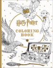 Harry Potter Coloring Book Cover Image