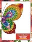 Livres à colorier pour adultes - Fleurs et animaux - 100 animaux Cover Image