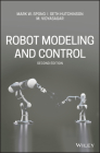 Robot Modeling and Control Cover Image