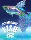 Ornamental Fish 2020 Calendar Cover Image