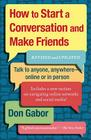 How To Start A Conversation And Make Friends: Revised And Updated Cover Image