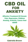 CBD Oil for Anxiety Cover Image