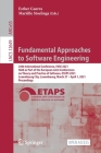 Fundamental Approaches to Software Engineering: 24th International Conference, Fase 2021, Held as Part of the European Joint Conferences on Theory and Cover Image