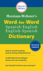 Merriam-Webster's Word-For-Word Spanish-English Dictionary Cover Image