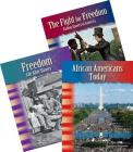 African American History 3-Book Set (Primary Source Readers) Cover Image