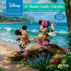 Disney Dreams Collection by Thomas Kinkade Studios: 17-Month 2020-2021 Family Wa Cover Image