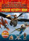 How to Train Your Dragon 2 Sticker Activity Book Cover Image