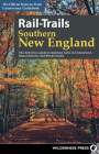 Rail-Trails Southern New England: The Definitive Guide to Multiuse Trails in Connecticut, Massachusetts, and Rhode Island Cover Image