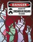 Malbuch mit Zombiehänden und Zombiearmen für Kinder Cover Image