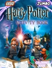 Harry Potter Activity Book: Harry Potter Coloring Pictureы, Boggler Puzzles, Mazes, Sudoku, Number Mazes, Alphabet Mazes, Finding The Differ Cover Image