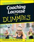 Coaching Lacrosse for Dummies Cover Image