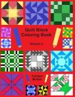 Quilt Block Coloring Book - Volume 2 Cover Image