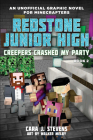 Creepers Crashed My Party (Redstone Junior High #2) Cover Image