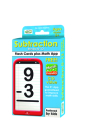 Subtraction 0-12 Flash Cards Cover Image