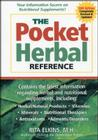The Pocket Herbal Reference: Your Informational Source on Nutritional Supplements Cover Image