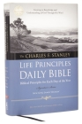 Charles F. Stanley Life Principles Daily Bible-NKJV-Signature Cover Image