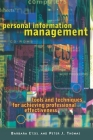 Personal Information Management: Tools and Techniques for Achieving Professional Effectiveness Cover Image