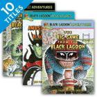Black Lagoon Adventures Set 4 (Set) Cover Image