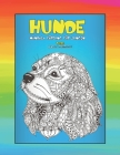 Mandala Färbung für Jungen - Mandala Stressabbau - Tiere - Hunde Cover Image