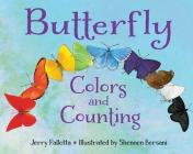 Butterfly Colors and Counting (Jerry Pallotta's Counting Books) Cover Image