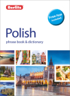 Berlitz Phrase Book & Dictionary Polish (Bilingual Dictionary) (Berlitz Phrasebooks) Cover Image