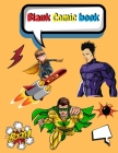 Comic Book for kids Cover Image