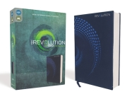 NIV, Revolution Bible, Imitation Leather, Blue: The Bible for Teen Guys Cover Image