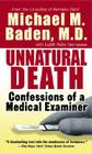 Unnatural Death: Confessions of a Medical Examiner Cover Image