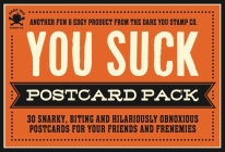 The You Suck Postcard Pack Cover Image