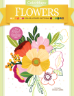 Colormaps Flowers: Color-Coded Patterns Adult Coloring Book Cover Image