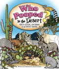 Who Pooped in the Desert? Field Guide, Journal & Activity Book Cover Image