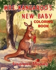 Mrs. Kangaroo's New Baby Coloring Book Cover Image