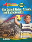 NY, Timelinks, Grade 5, the United States, Canada, and Latin America, Volume 1, Student Edition Cover Image