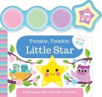 Twinkle, Twinkle, Little Star: A Light-Up Sound Book Cover Image