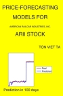 Price-Forecasting Models for American Railcar Industries, Inc. ARII Stock Cover Image