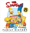 The Simpsons Family History Cover Image
