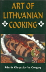 Art of Lithuanian Cooking Cover Image