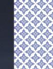 NVI Biblia de Apuntes blanco y azul símil piel Cover Image