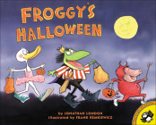 Froggy's Halloween Cover Image