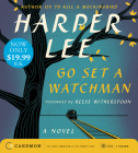 Go Set a Watchman Low Price CD: A Novel Cover Image