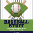 Book of Baseball Stuff Cover Image