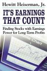 It's Earnings That Count: Finding Stocks with Earnings Power for Long-Term Profits Cover Image