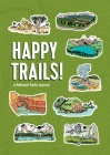 Happy Trails!: A National Parks Journal Cover Image