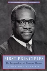 First Principles: The Jurisprudence of Clarence Thomas Cover Image