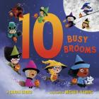 10 Busy Brooms Cover Image