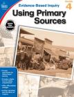 Using Primary Sources, Grade 4 Cover Image