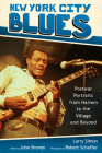 New York City Blues: Postwar Portraits from Harlem to the Village and Beyond (American Made Music) Cover Image