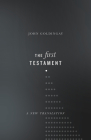 The First Testament: A New Translation Cover Image