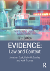 Evidence: Law and Context Cover Image