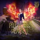 Pillage & Plague Lib/E Cover Image